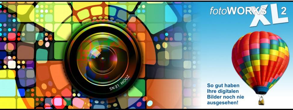 Bildbearbeitung mit einem Bildbearbeitungsprogramm